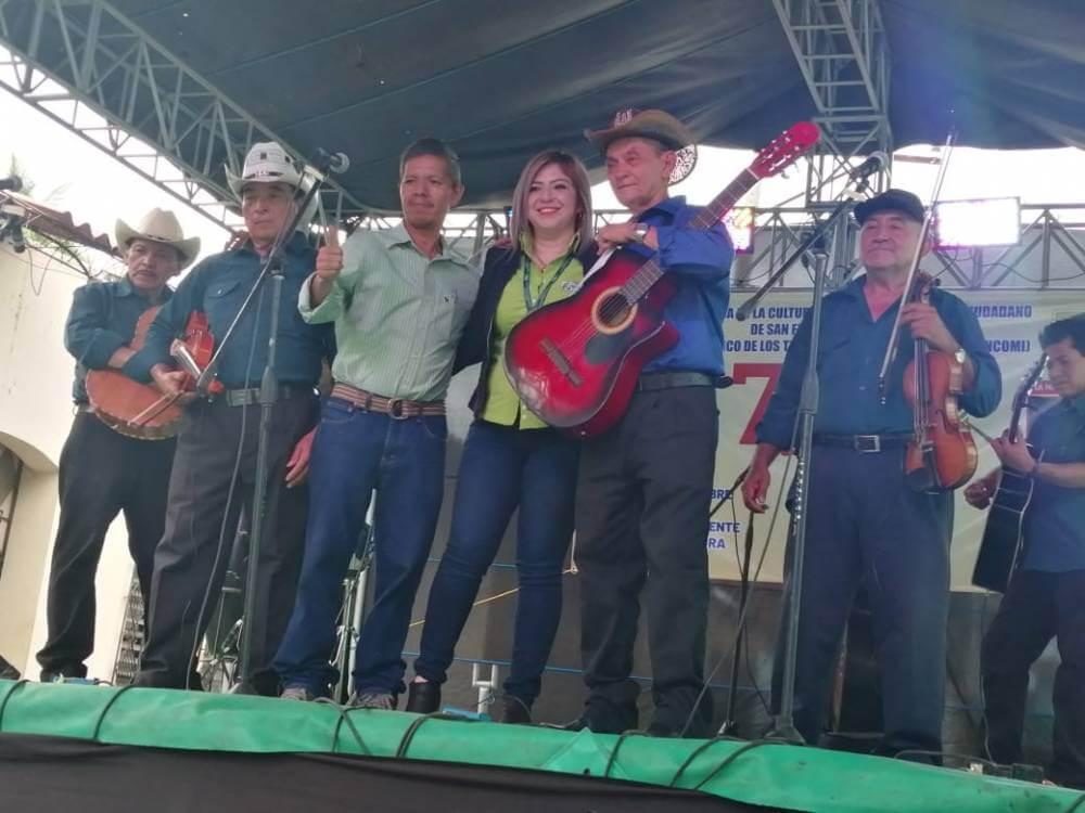 Festival Campirano de las Chanchonas